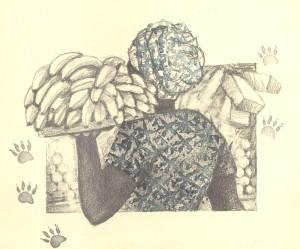 Illustration af Birde Poulsen